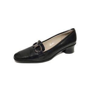 Joan & David | Black Loafers Sz-8M